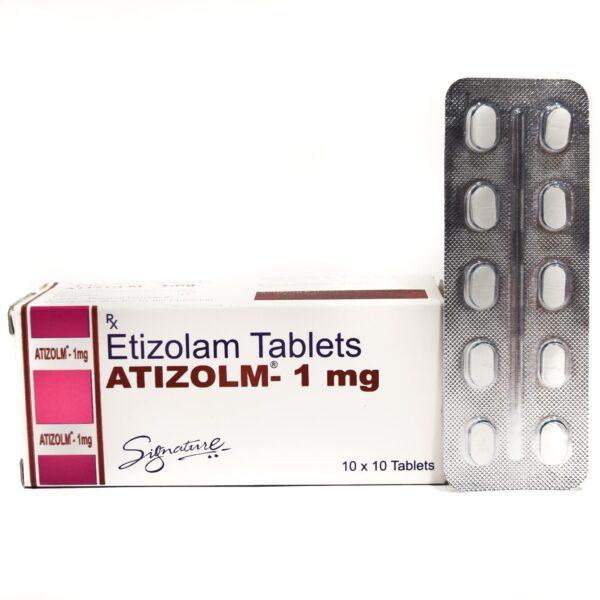 Buy atizolm online